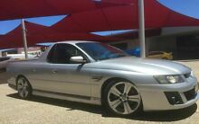 2006 Holden Special Vehicles Maloo VZ Silver Automatic Utility Mackay 4740 Mackay City Preview