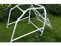 Saxo / 106 full safety devices roll cage
