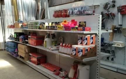 Light Duty Long Span, Garage & Supermarket Shelving