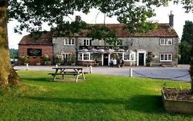 Part Time Waiting/Bar Staff needed for Country Pub