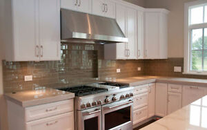 Full financing available on ALL Kitchen and Bathroom Renovations