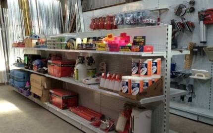 Light Duty Long Span, Garage & Supermarket Shelving