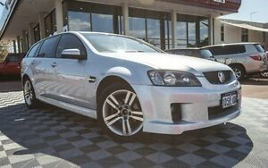 2008 Holden Commodore VE MY09 SV6 Sportwagon Silver 5 Speed Sports Automatic Wagon Alfred Cove Melville Area Preview