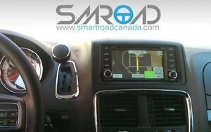 OEM FIT INDASH NAVIGATION GPS CAR DVD DODGE GRAND CARAVAN