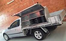 2007 Ford Falcon Tradesman, Auto, LPG, RWC + Warranty! Moorabbin Kingston Area Preview