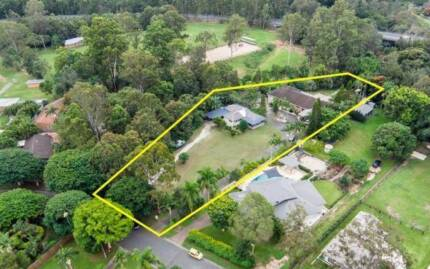 Two houses on 1.1 acres on Gold Coast Nerang Gold Coast West Preview
