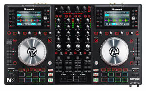 NUMARK NV * DJ CONTROLER * DJ MACHINE - TABLE DJ * RABAIS 150$