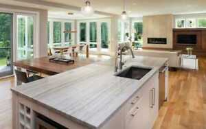 FREE in-home Estimate - Special Sale on Countertops!