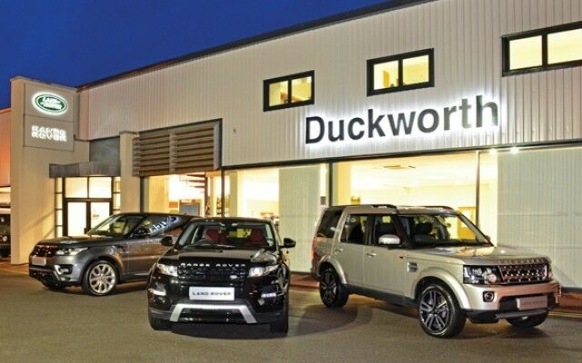 Duckworth Land Rover- Market Rasen