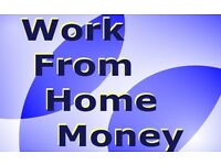 NEW BIG WORK FROM HOME OPPORTUNITY - Flexible Part Time Full Time Spare Time Weekends Evenings