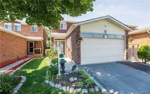 Stunning All Brick Detached Home W/ 3 Bedrooms & 3 Washrooms.