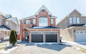 4 + 2 Bed Detached Home in Mississauga