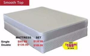 Deal Of The Day Queen Size Mattresses and Box