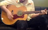 Private Guitar Lessons in Coquitlam with Devon Wells