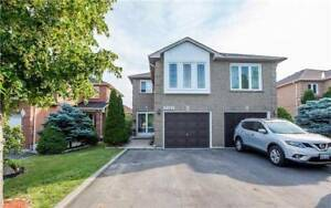 SEMI DETACHED FOR RENT IN HIGH DEMAND HEARTLAND AREA MISSISAUGA