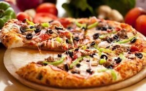 Excellent Opportunity A Pizza Franchise Business IN BRAMPTON Gr