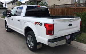 2018 Ford F-150 Lariat - Loaded, Extended Warranty, 0% Financing