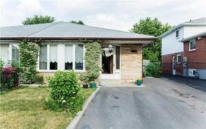 3+1 BR Semi +Basement Apartment with separate entrance 4 SALE