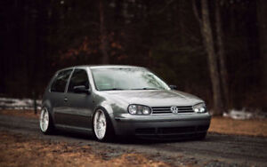 VW GOLF PARTS IN SCARBOROUGH - OEM MADE IN GERMANY
