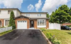 4+1 Semi Detached House For Sale With Rental Basement Apartment
