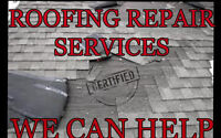 ALL TYPES OF ROOFING REPAIRS