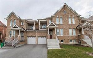 Executive Townhouse - Steeles & Financial Area- 18 July - $750K