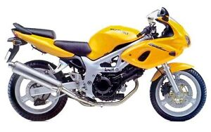 Pièces Suzuki SV650 SV 650S 1998 - 2002 Parting Out