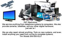 P&T Electronic Sales and Services