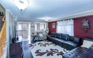 Beautifully Renovated 3+1 B/R Semi With Fin Bsm at Bovaird/Ching