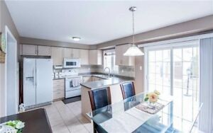 Beautifully Renovated 3 B/R Semi With Finish Bsmt at Prime Locat