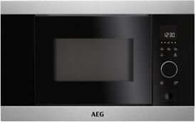 AEG MBB1756S-M Integrated micro oven