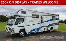 U2872 Sunliner Monte Carlo, Slide Out Luxury RV Always Garaged Penrith Penrith Area Preview