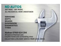HONDA SPECIALIST- all other vehicles welcome