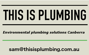 THIS IS PLUMBING Lyneham North Canberra Preview