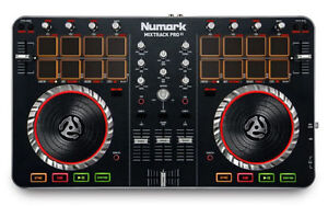 NUMARK MIXTRACK PRO II USB DJ Controller with Integrated I/O NEW