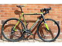 Cannondale Super X Hi Mod Full Carbon Cyclocross 56cm