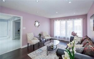 Fully Renovated 5+2 B/R , 2 Kit Detach with S/Ent at Steeles ave