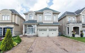 !!!Gorgeous!!! 4 Bedroom HOUSE FOR SALE in Brampton
