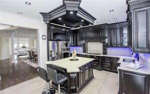 Luxurious 3300 SqFt 4+2 B/R, 2 Kit Detach With S/Ent At William