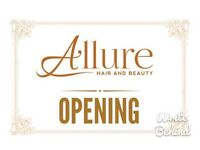 Hairdresser wanted in Exmouth, new shop opening, experience needed.