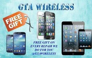 ** SALE ** CRACKED SCREEN REPAIR IPHONE SAMSUNG LG FROM JUST $39 ** ON THE SPOT **