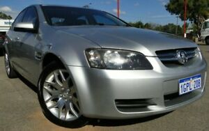 2010 Holden Commodore VE MY10 International Silver 6 Speed Sports Automatic Sedan Bellevue Swan Area Preview