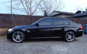 2011 BMW 3-Series 335i M-Sport xdrive