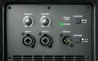 NEUF* ALTO--TS115A SPEAKER AMPLIFIER