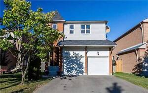 Spectacular 4 Bedroom Detached With Great Features, View Today!
