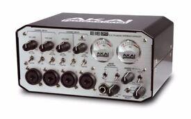 AKAI EIE PRO - 4 channel audio interface