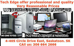 Tech Edge-Cellphone, Computer, Electronics Sales, Repair service