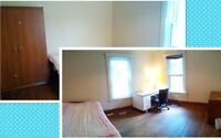 ***Two bedrooms for rent near University of Windsor