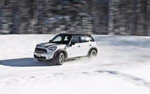 Mini Cooper / Clubman / Countryman Winter Wheel and Tire Packages (2017-2018 WInter) **WheelsCo**