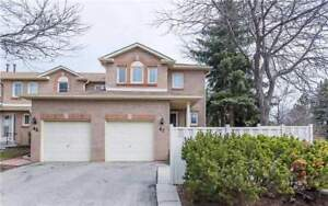 End unit Townhouse in Prime location of Brampton